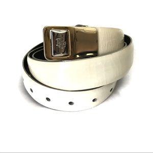 Vintage Dior/Balmain belt